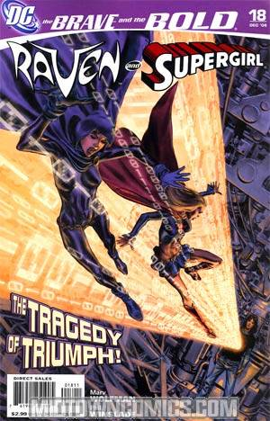Brave And The Bold Vol 3 #18