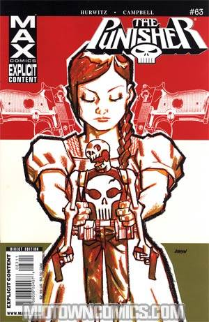 Punisher MAX #63