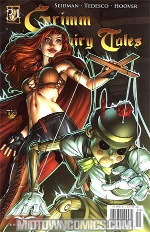 Grimm Fairy Tales #31 Cover A David Nakayama