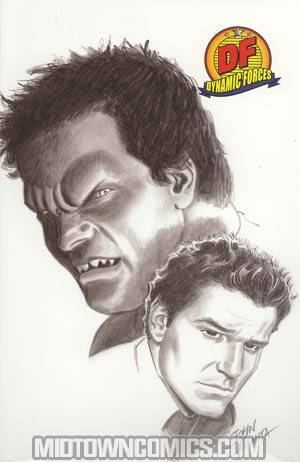 Angel After The Fall #12 Cover E DF Exclusive John Romita Sr Variant Cover