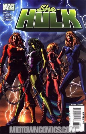 She-Hulk Vol 2 #34