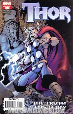 Thor Truth Of History #1