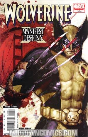 Wolverine Manifest Destiny #1 (X-Men Manifest Destiny Tie-In)