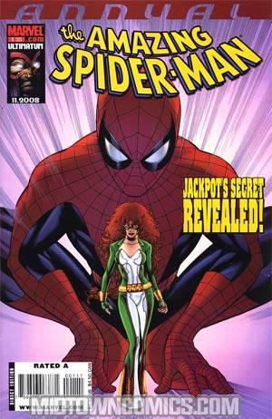 Amazing Spider-Man Vol 2 Annual #1 2008