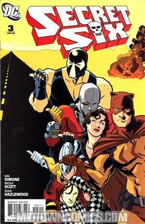 Secret Six Vol 3 #3