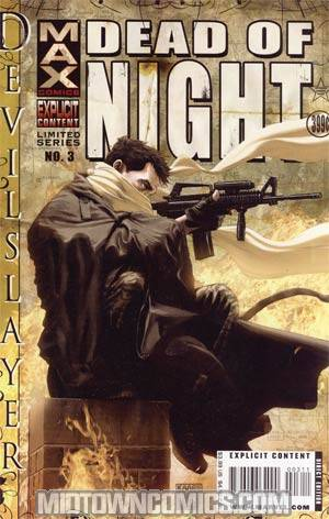 Dead Of Night Featuring Devil Slayer #3