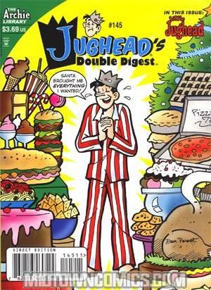 Jugheads Double Digest #145