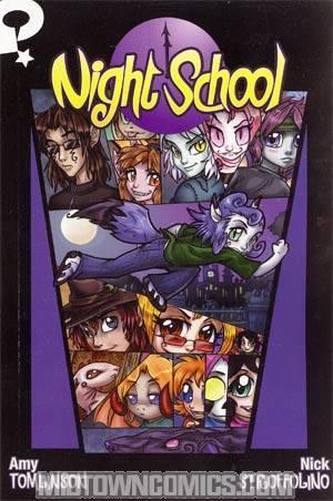 Night School GN