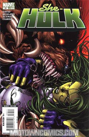 She-Hulk Vol 2 #35