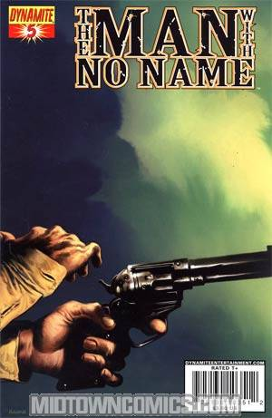 Man With No Name The Good The Bad And The Uglier #5