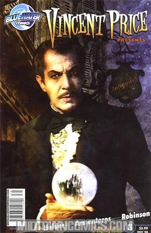 Vincent Price Presents #3