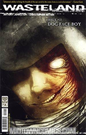 Wasteland (Oni Press) #22