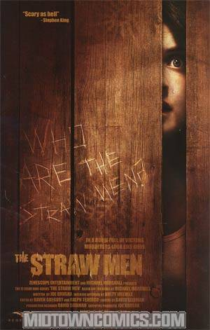 Straw Men #3 Cover B Movie Poster