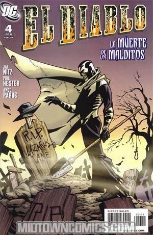 El Diablo Vol 3 #4