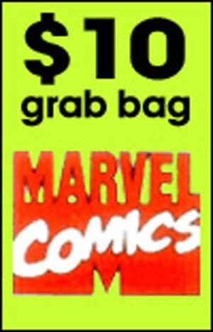 20-Count $10 MARVEL Grab Bag
