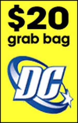 50-Count $20 DC Grab Bag