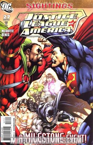 Justice League Of America Vol 2 #27