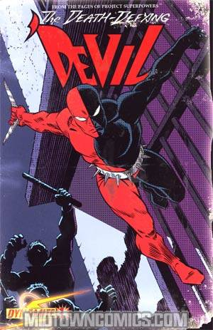 Death-Defying Devil #1 Cover D Regular John Romita Sr Cover