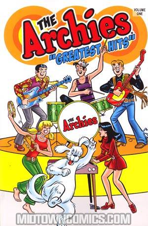 Archies Greatest Hits Vol 1 TP