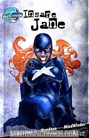 Insane Jane #2 Cover B Weshoyot Alvitre