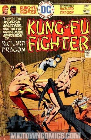 Richard Dragon Kung-Fu Fighter #3
