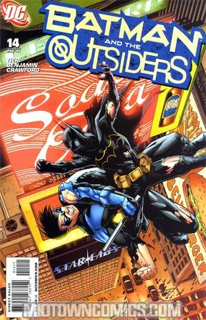 Batman And The Outsiders Vol 2 #14