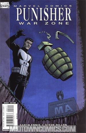 Punisher War Zone Vol 2 #2