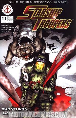 Starship Troopers Ongoing #11