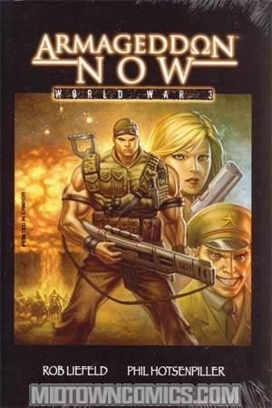 Armageddon Now World War III HC