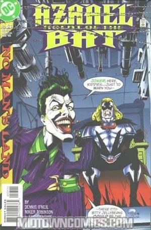 Azrael Agent Of The Bat #53