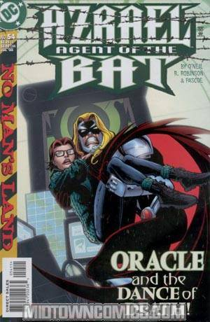 Azrael Agent Of The Bat #54