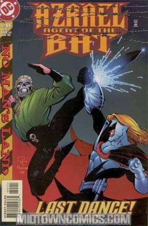 Azrael Agent Of The Bat #55