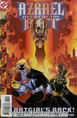 Azrael Agent Of The Bat #57