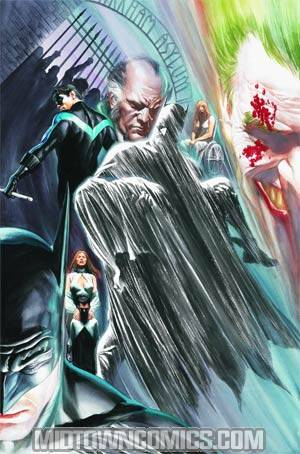 Batman #683 Cover A 1st Ptg Regular Alex Ross Cover (Final Crisis Tie-In)(Last Rites Tie-In)