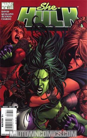 She-Hulk Vol 2 #36