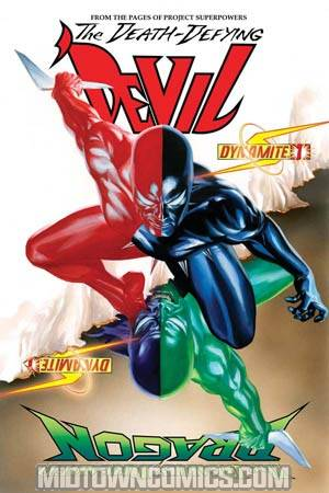 Death-Defying Devil #1 Cover G High End Foil Cover