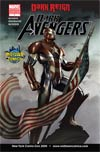 Dark Avengers #1 Cover D Midtown Comics Exclusive NYCC 2009 Adi Granov Variant Cover (Dark Reign Tie