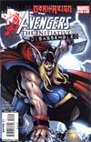 Avengers The Initiative #21 (Dark Reign Tie-In)