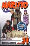 Naruto Vol 34 TP