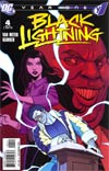Black Lightning Year One #4