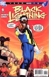 Black Lightning Year One #6