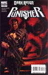 Punisher Vol 7 #3 Target The Hood Cover (Dark Reign Tie-In)