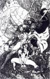Witchblade Magdalena Vampirella Convergence