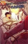 Army Of Darkness #2 (Vs Re-Animator) Cover E Incentive Sanford Greene Foil Cover