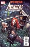 Avengers The Initiative #24 (Dark Reign Tie-In)
