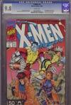 X-Men Vol 2 #1 Cvr B Colossus CGC 9.8