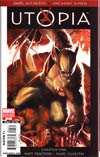 Dark Avengers Uncanny X-Men Utopia #1 Cover C Incentive Simone Bianchi Variant Cover (Dark Reign Tie-In)(Utopia Part 1)