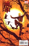 Immortal Iron Fist #27 Cover A Regular Kaare Andrews Cover