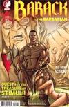 Barack The Barbarian Quest For The Treasure Of Stimuli