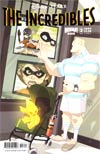 Disney Pixars Incredibles Family Matters #3 Cover A